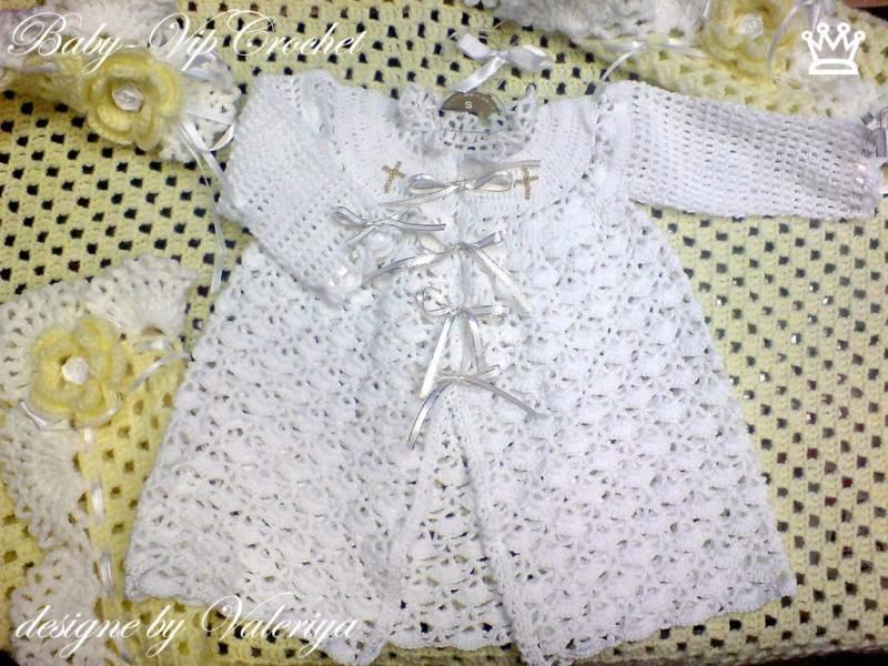 крестильная рубашка для мальчика крючком схема подбор парфюма